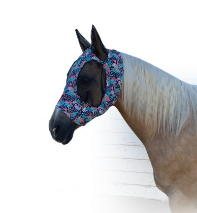 Hyönteismaski Professional's Choice Comfort Fit Fly Mask Sloth