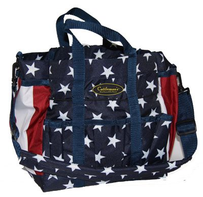 Hoitolaukku Cattleman's Grooming Bag USA