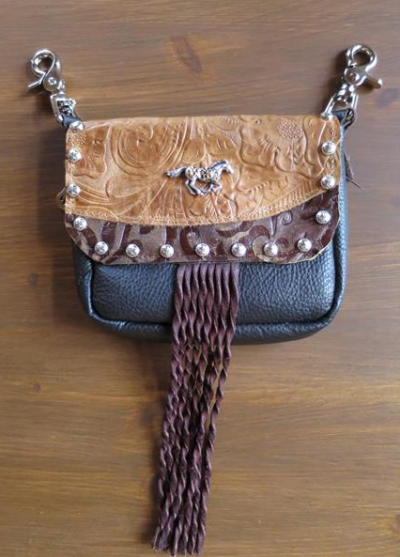Hip Bag Double Pocket 3.2.3.H