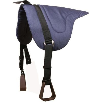 Bareback Pad with Stirrup