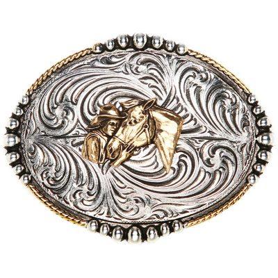 Solki Cowboy & Horse