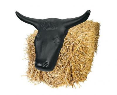 Roping Dummy Steer Head