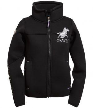 OSWSA Women Thermo Jacket Ellie Black takki