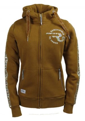 Ranchgirl Hooded Jacket Jazz cinnamon huppari