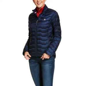 Ariat Women's Ideal 3.0 Down Jacket Navy untuvatakki