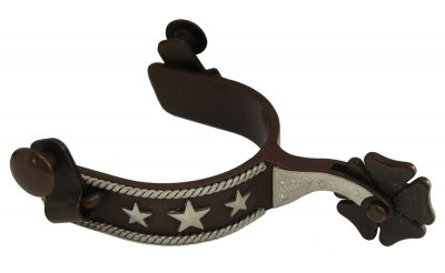 Kannukset Cloverleaf Silver Rope&Stars