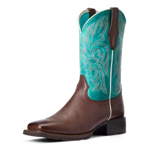 Ariat Women's Cattle Drive Western Boot, Dark Cottage