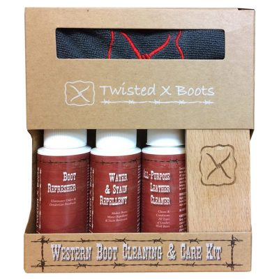 Bootsien hoitosetti Twisted X Boot Care Set