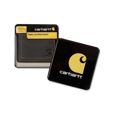Lompakko Carhartt Pebble Zip Bifold Wallet