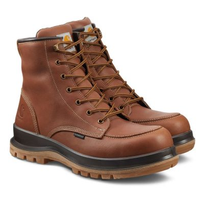 Carhartt Men's Rugged Flex Waterproof S3 Safety Boot