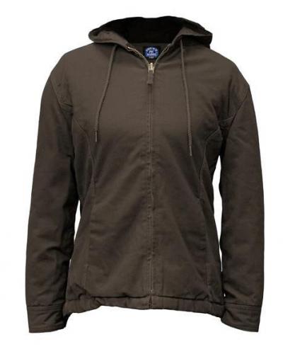 Key Women's Insulated Fleece Lined Jacket takki