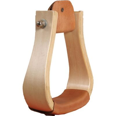 Jalustimet puuta Wooden Stirrups