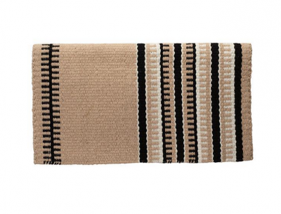 Reversible 100% New Zealand Saddle Blanket