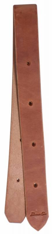 Vastinhihna lyhyt Harness Leather Off Billet Schutz