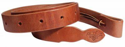 Vastinhihna pitkä Harness Leather Tie Strap Schutz
