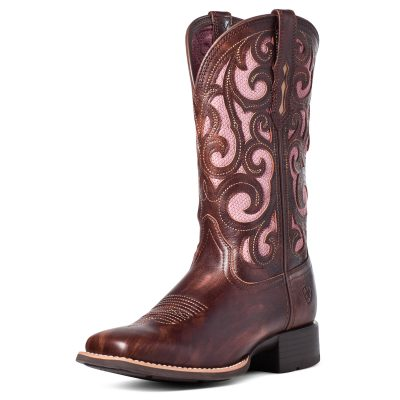 Ariat Women's Karma VentTEK, Yokon Brown