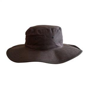 Öljykangashattu Bushfire Oilskin Hat Bushman