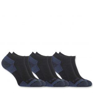 Sukat Carhartt Men's All Season Cotton Rich Sock 3-pair