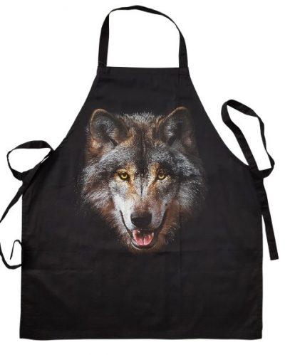 Bushfire esiliina Wolf Head