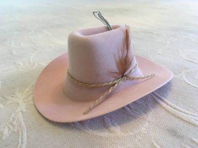 Air Freshener Cowboy Hat ilmanraikastin