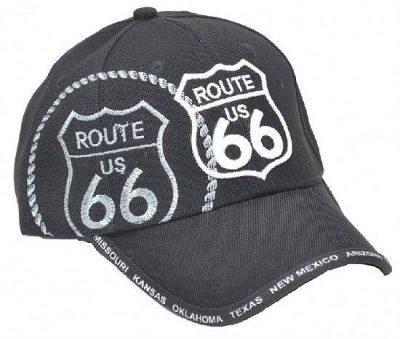 Cap Route 66 lippalakki